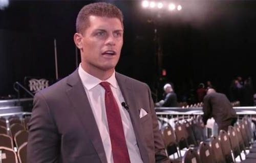 Cody Rhodes on what he will do differently at All In 2