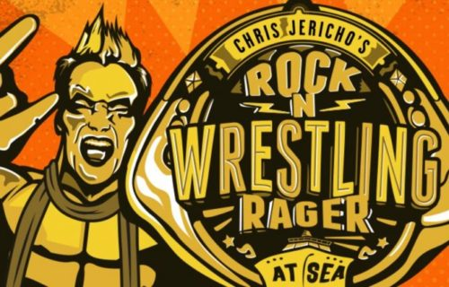 Main Event announced for Chris Jericho's Cruise