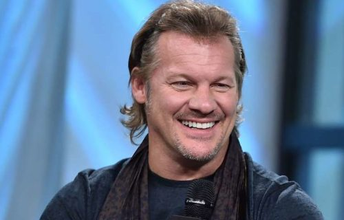 Chris Jericho believes he was removed from Casket match against Undertaker due to NJPW appearance