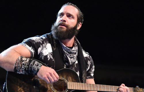 Elias drops hints about possible gimmick change