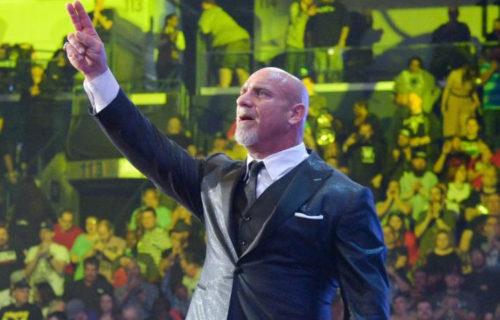 Goldberg on facing Taker/Reigns at WrestleMania 35, being booed at 2018 WWE HOF, KO