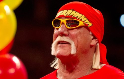 Hulk Hogan teases appearances at WWE Crown Jewel and WrestleMania