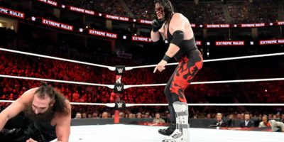 Kane Extreme Rules