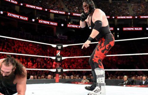 Kane is not making in-ring return