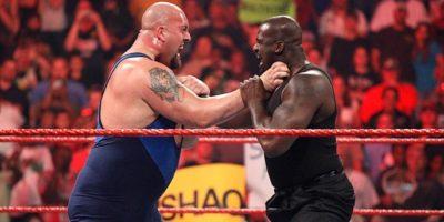 Shaq Oneil vs Big Show