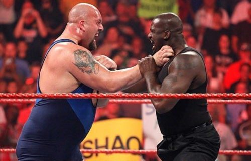 Shaq O'Neil teases match with Big Show again