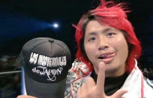 Hiromu Takahashi thanks fans for their support