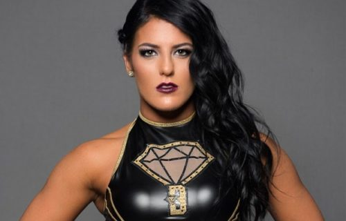 Tessa Blanchard's confrontations in WOW locker room