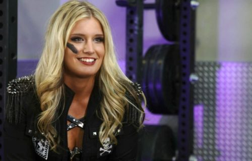 Toni Storm wants to face Becky Lynch