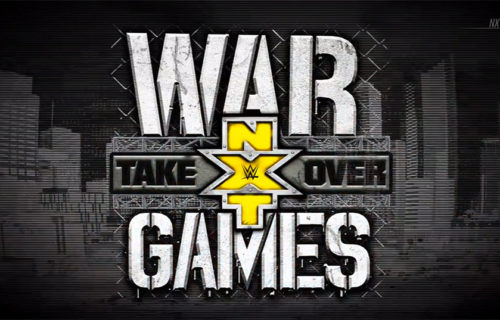 Men's WarGames match made official during NXT
