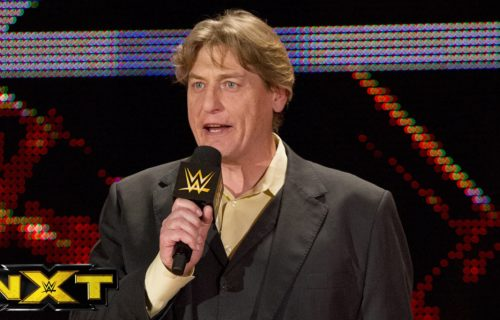 William Regal returns at latest NXT tapings