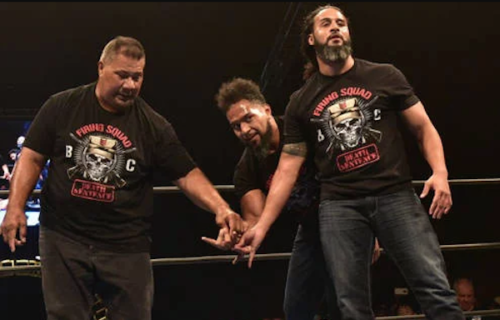 Tama Tonga reveals reason for G1 Special attack