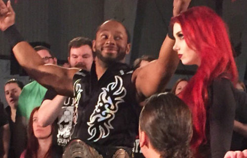 Jay Lethal responds to accusations made by Taeler Hendrix