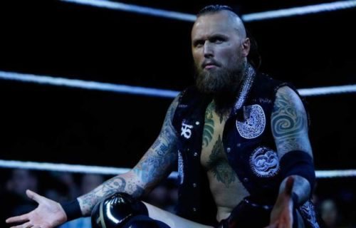 Aleister Black shoots down report claiming officials think his character is 'too satanic' for TV