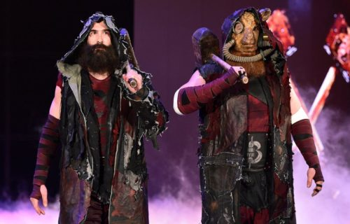 Backstage news on Luke Harper's current WWE contract