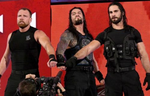 Seth Rollins pays tribute to The Shield, takes a shot at The Elite?