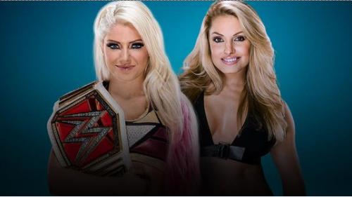 Alexa Bliss vs Trish Stratus announced for WWE Evolution
