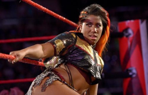 Ember Moon says her current injury may end her career