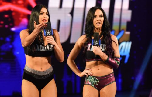Could WWE be repackaging The IIconics?