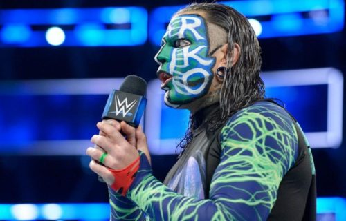 Rumor: WWE plans to push Jeff Hardy to keep him away from AEW