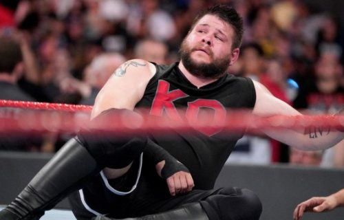 Replacement for Kevin Owens in the Mixed Match Challenge announced