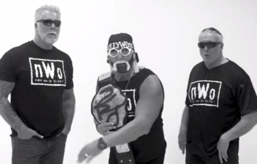 The nWo is back together