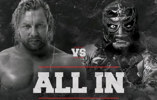 Kenny Omega vs Pentagon announced for All In