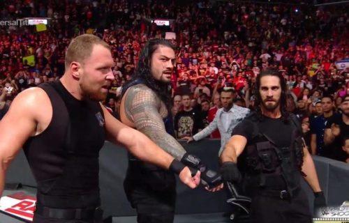 Kurt Angle talks about Jon Moxley and The Shield