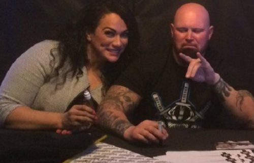 Luke Gallows and Nia Jax breakup after a one-day relationship