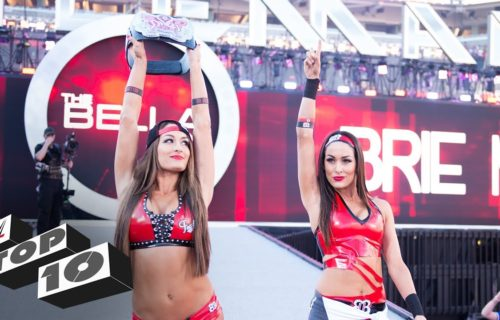 WWE Top 10: The best of The Bella Twins