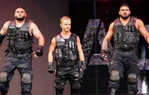 Chris Jericho bashes the decision to put Drake Maverick with AOP