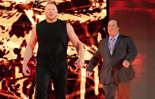 Podcast: It's A New Day For Brock Lesnar On Smackdown