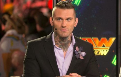 Corey Graves defends Brie Bella after Liv Morgan incident