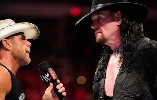 Shawn Michaels on why he & The Undertaker did not get along personally