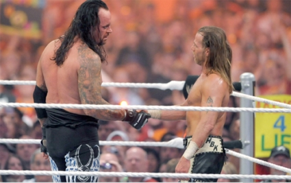 What If…The Undertaker wants Shawn Michaels to retire him?