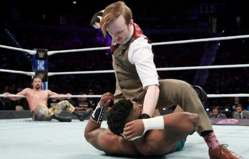 205 Live star Jack Gallagher confident that he could beat CM Punk in MMA fight