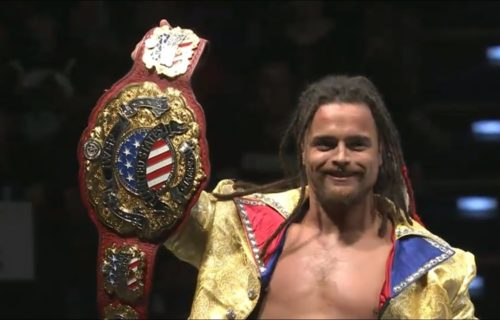 Ahead of title defense against Cody, Juice Robinson calls himself the American Dream