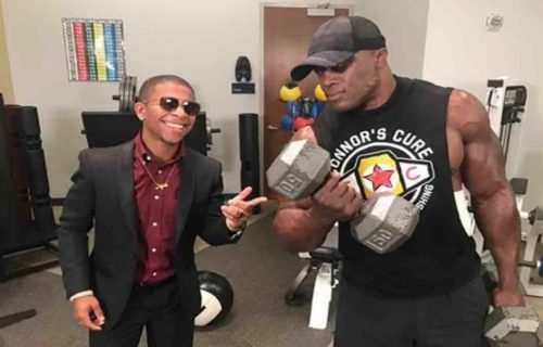 Bobby Lashley on why Lio Rush was removed as his manager