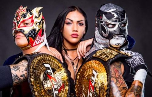 Pentagon Jr & Fenix will not be heading to the WWE