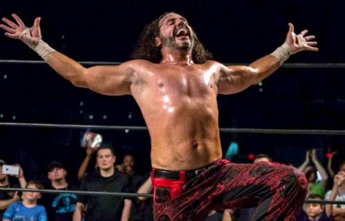 Matt Hardy might use old TNA gimmick