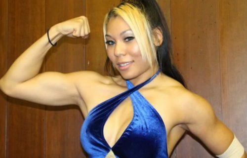 Mia Yim signs deal with WWE