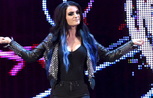 Paige sends money to fans struggling during COVID-19 pandemic
