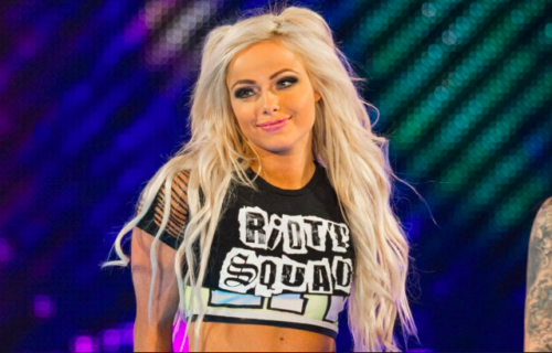 Liv Morgan possibly injured at Monday Night RAW