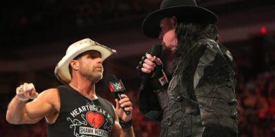 Shawn Michaels Undertaker