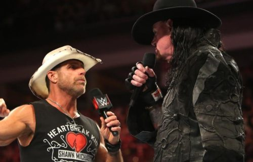 Details regarding famous WrestleMania moment featuring Shawn Michaels