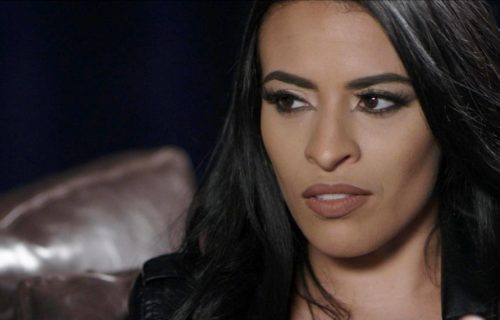 Zelina Vega out with concussion suffered at WWE Evolution