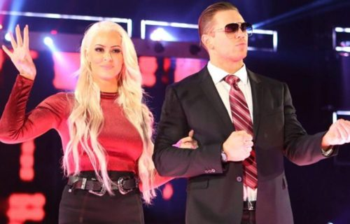 The Miz & Maryse welcome new baby to their family