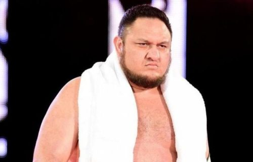 Samoa Joe might have suffered concussion on RAW