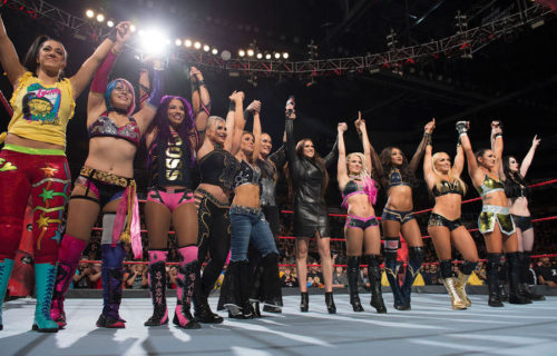 What If...WWE used Evolution to set up two tournaments for the Woman's Tag Team Championship and a Woman's Intercontinental Championship?