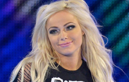 Liv Morgan Spotted At Beach With Fired WWE Star